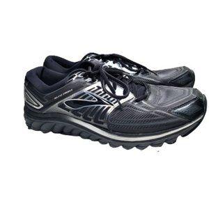 Brooks Glycerin 13 Mens 13 Black Silver Running
